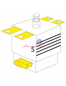 MAGNETRON ORIGINAL MICROONDAS