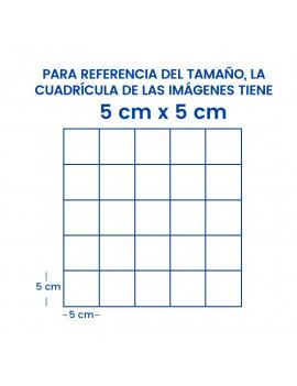 """Niquelina 11.42"""" igual 29cm Refrigeradora Vidrio (PAR) 110V"""